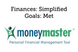 MoneyMaster. Finances: Simplified. Goals: Met